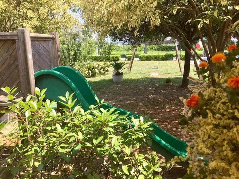 giardino bambini antica aquileia