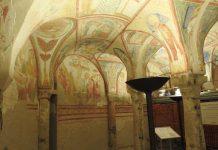 cripta degli affreschi
