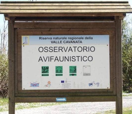 Valle Cavanata naturreservat