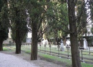 cimitero degli eroi