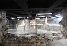 cripta degli scavi