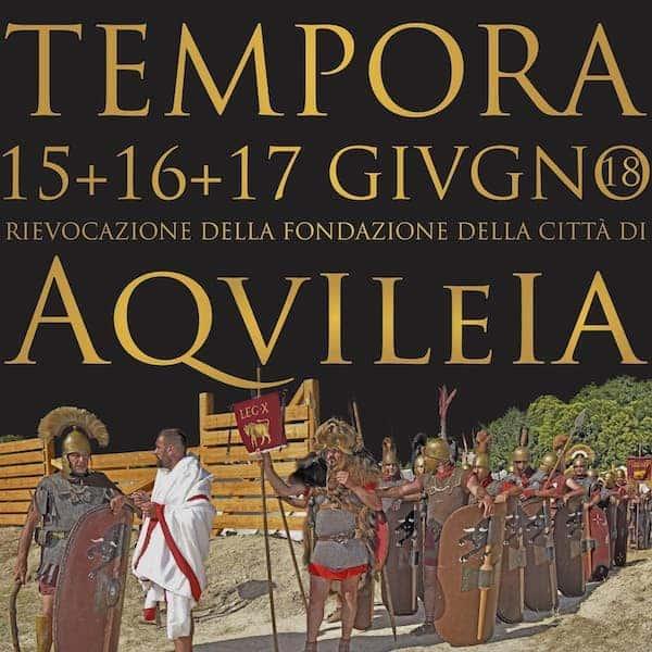 Tempora in Aquileia 2018