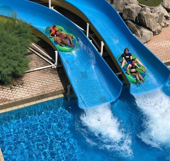 Aquasplash Lignano Sabbiadoro Slides