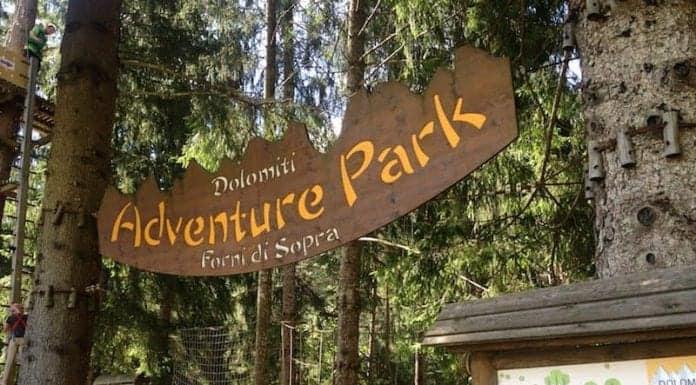 dolomiti adventure park