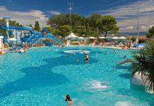 parco acquatico di grado