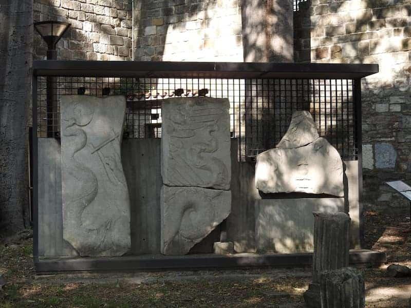 raccolte dell'Orto Lapidario