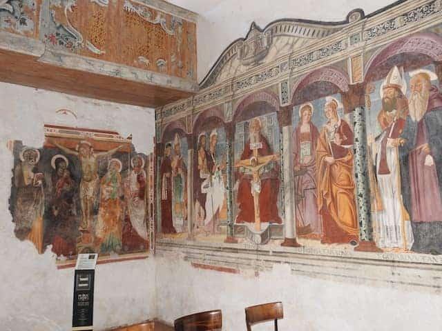 Chiesetta dei santi Pietro e Paolo
