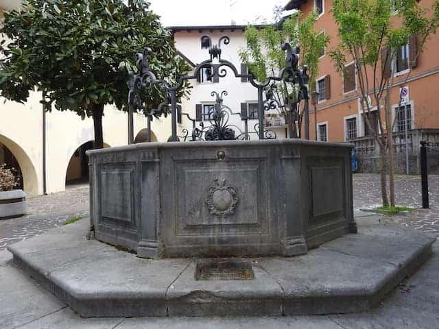 fontana a San Daniele