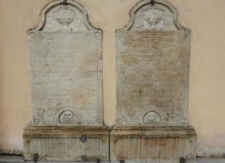 Romerska gravstenar