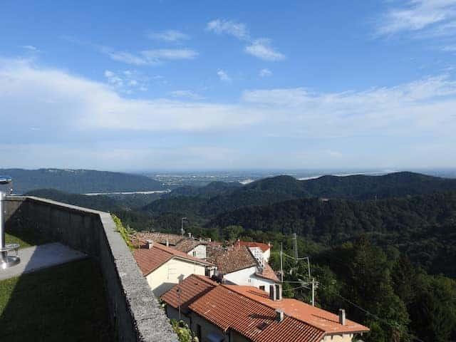 panorama da Clauzeto