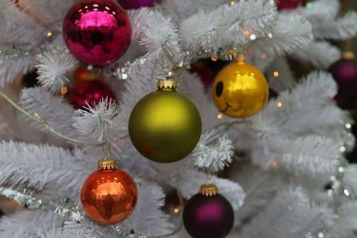 Addobbi alberi di Natale