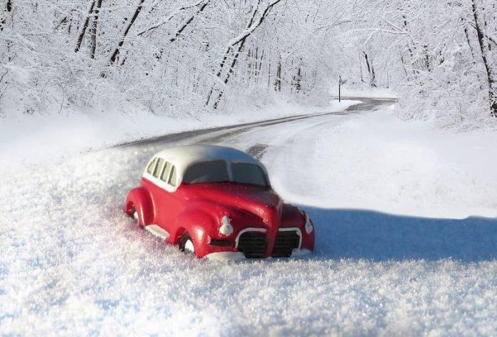 guida sulla neve