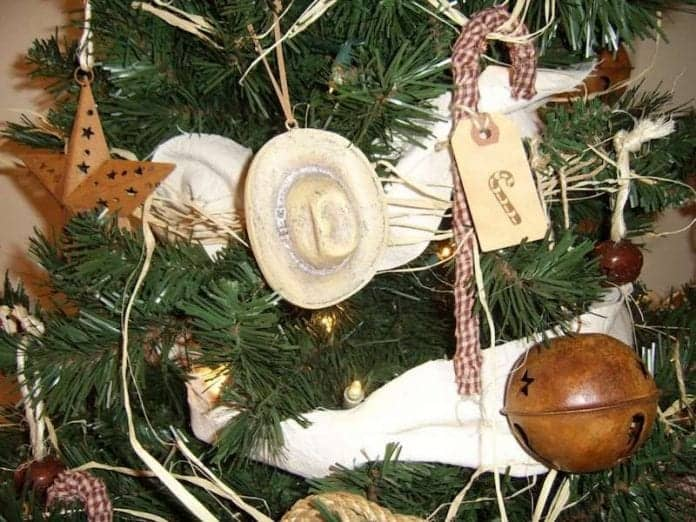 Shabby Chic Natale : Alberi di natale addobbi shabby chic il romanticismo entra in