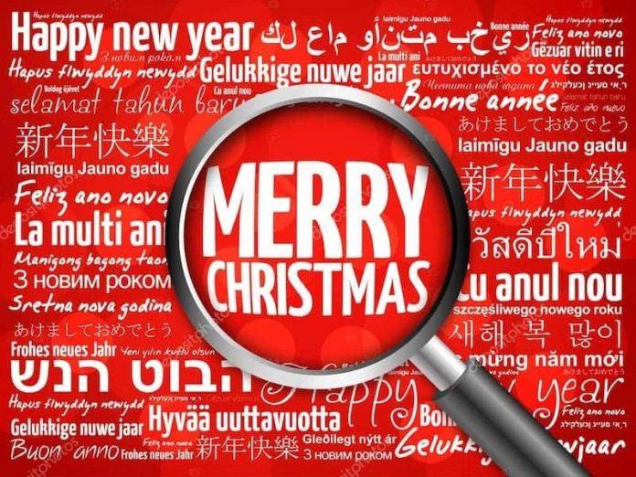 Auguri Di Natale In Albanese.Buon Natale In Tutte Le Lingue Del Mondo Vimado