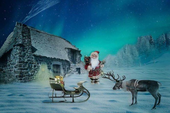 Babbo Natale Che Viene A Casa.Casa Di Babbo Natale La Magia Che Viene Dal Nord Vimado