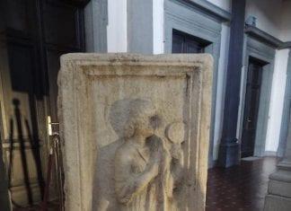 lapide funeraria di Severilla