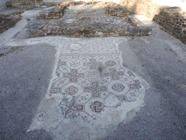 mosaici di grado