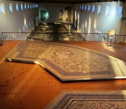 tidig kristen museer av Aquileia