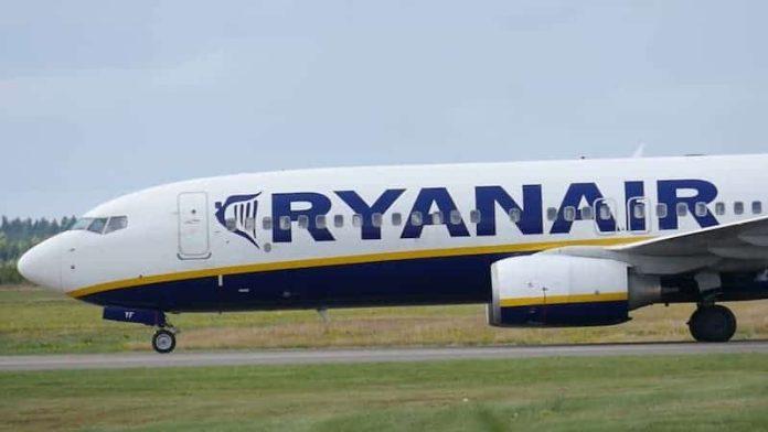 Ryanair flyg