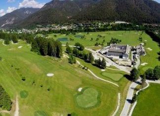 Golfbana utan gränser