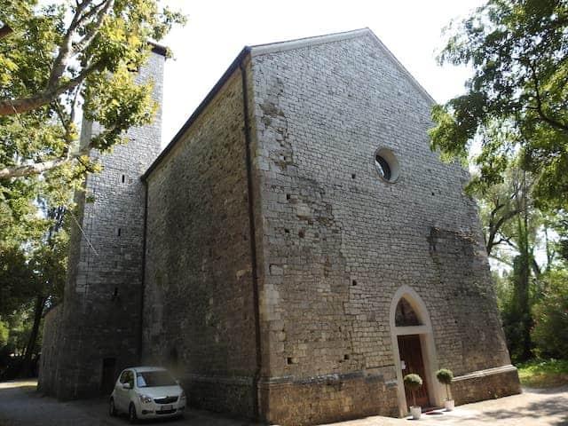 San Giovanni kyrka i Tuba