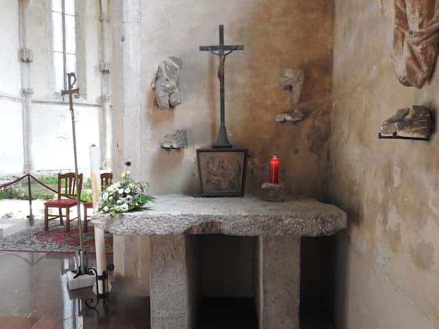litet altar