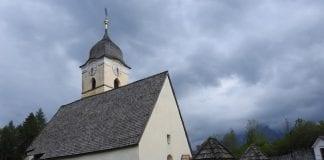 La chiesa di San Nicolò a Coccau