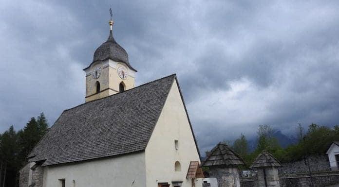 Kyrkan San Nicolò a Coccau