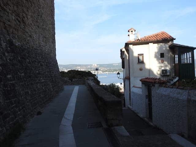 visita al castello di muggia