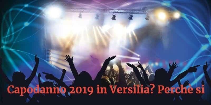 Capodanno in Versilia
