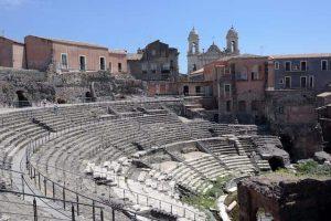 Teatro Greco di Catania