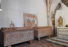 cappella di famiglia della torre basilica di aquileia