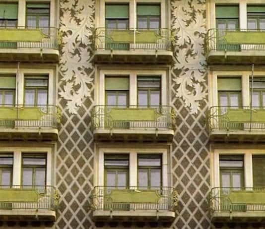 edificio art noveau