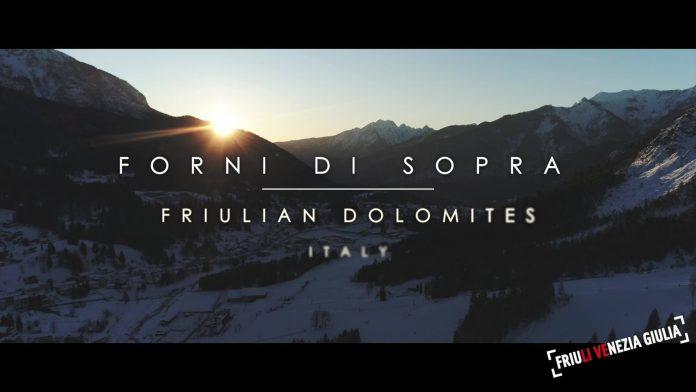 Friuli Venezia Giulia is Snow - Forni di Sopra