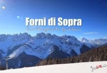A Forni di Sopra con Margherita Granbassi