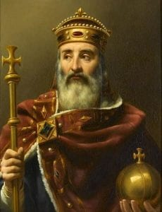 Carlo Magno a Francoforte