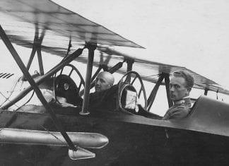 Gabriele D'Annunzio hjältepilot