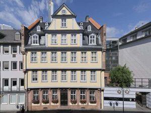 Goethe House di Francoforte