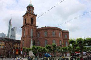 Paulskirche di Francoforte