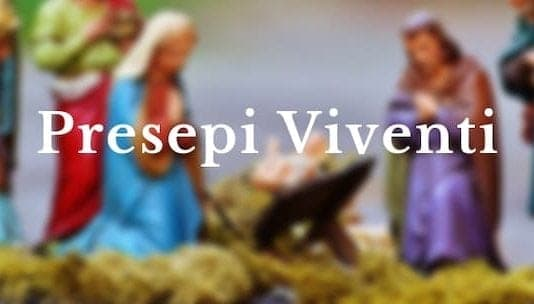 Presepi Viventi