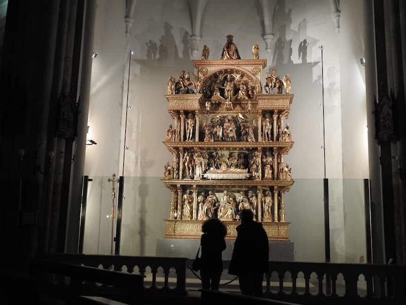altare di Giovanni Martini