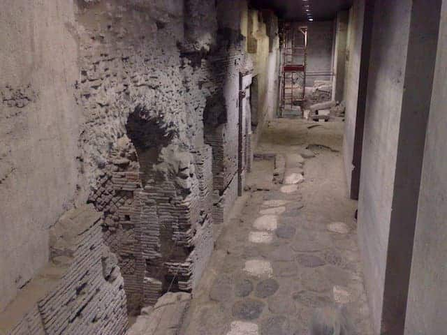 Scavi Archeologici di San Lorenzo Maggiore