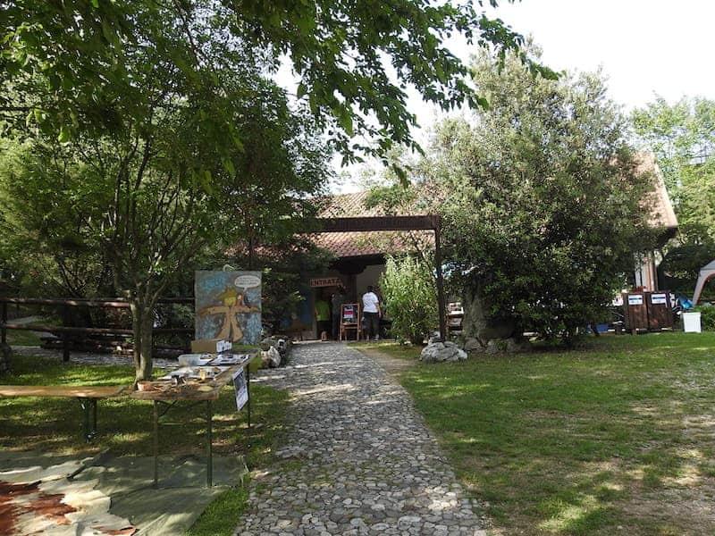 Centro Visite della Riserva del Cornino