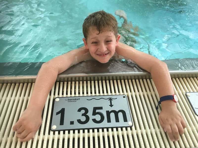KärntenTherme piscina bambini