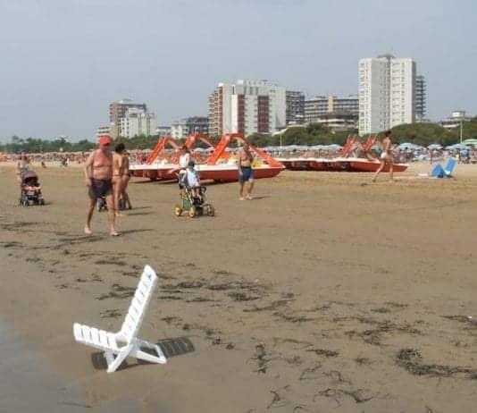 Lignano pineta spiaggia