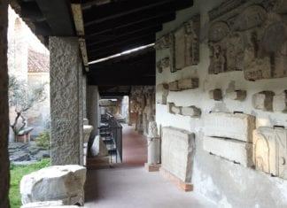 lapidarium i Grado