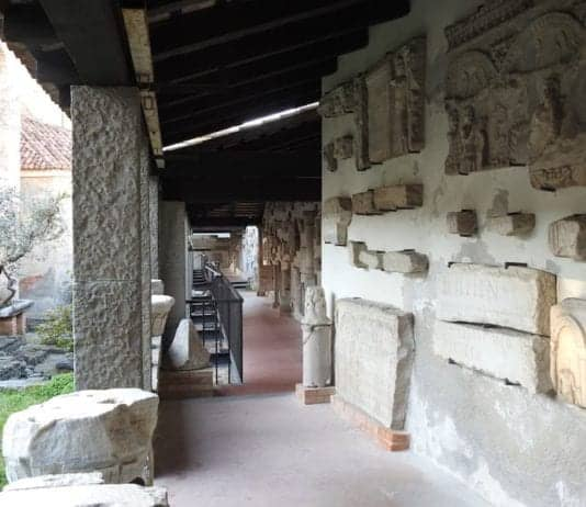 lapidarium a Grado