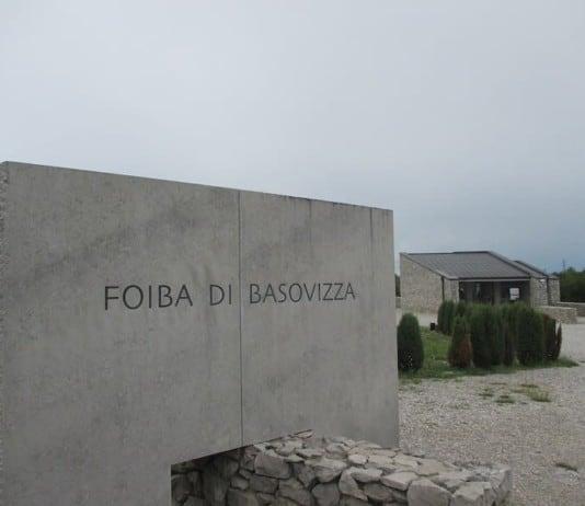Foiba från Basovizza i Trieste