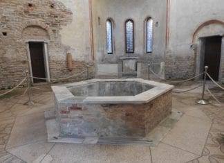 batistério de grau