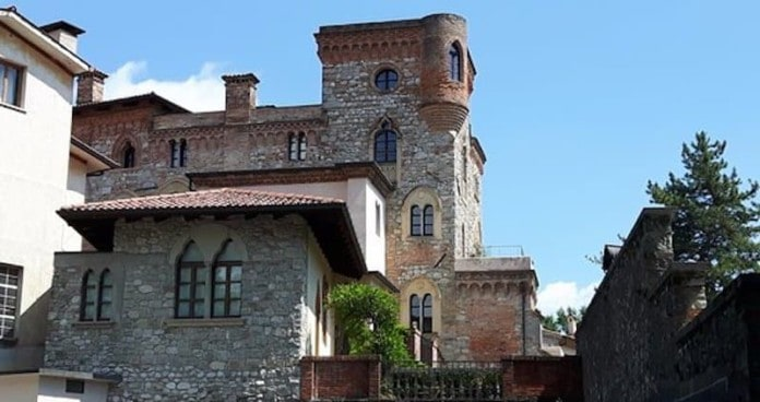 Canussio Castle